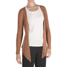 Johnstons of Elgin Cashmere Wrap (For Women) in Conker - Closeouts