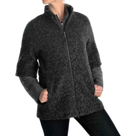 Jonathan Michael 3-in-1 Combo Puffer Coat (For Women) in Black - Closeouts