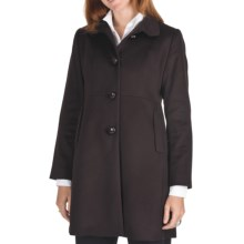 Jonathan Michael Cashmere Walker Jacket (For Women) in Brown - Closeouts