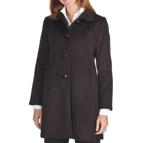 Jonathan Michael Cashmere Walker Jacket (For Women) in Brown