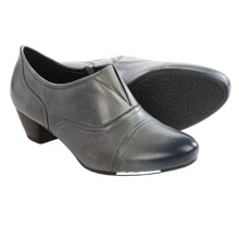 Josef Seibel Amy 35 Shoes - Leather (For Women) in Taupe - Closeouts