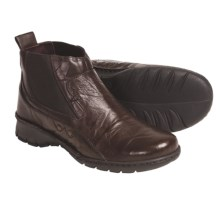 Josef Seibel Avery Ankle Boots - Leather (For Women) in Marone - Closeouts