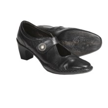 Josef Seibel Calla 01 Shoes - Leather (For Women) in Black - Closeouts