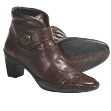 Josef Seibel Calla 02 Ankle Boots - Leather (For Women) in Chestnut - Closeouts