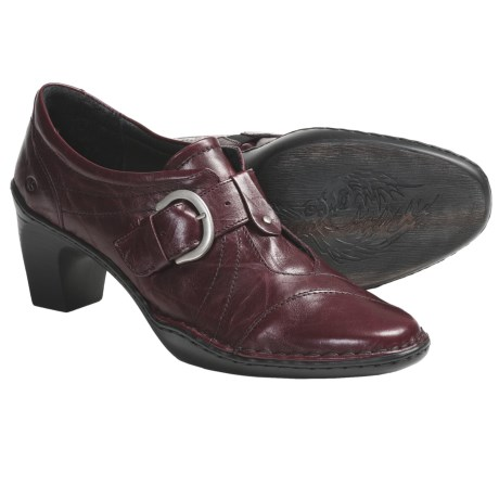 Josef Seibel Calla 03 Shoes - Leather, Slip-Ons (For Women) in Brown