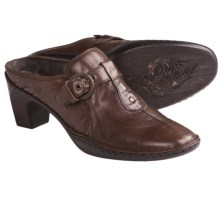 Josef Seibel Calla 08 Shoes - Leather, Slip-Ons (For Women) in Brown - Closeouts