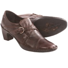 Josef Seibel Calla 14 Shoes - Leather (For Women) in Brown - Closeouts