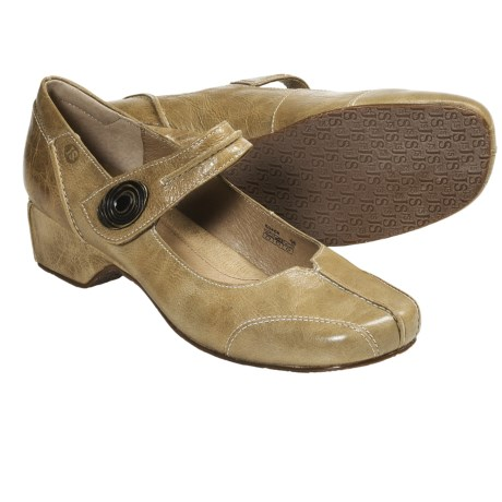 Josef Seibel Cara Shoes - Mary Janes (For Women) in Sand