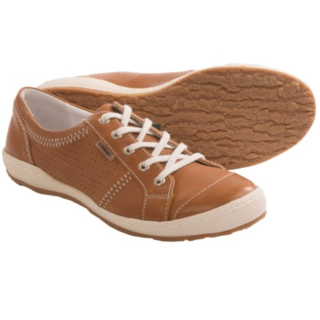 Josef Seibel Caspian Sneakers - Leather (For Women) in Natural