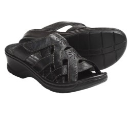 Josef Seibel Catalonia 15 Sandals - Leather (For Women) in Black