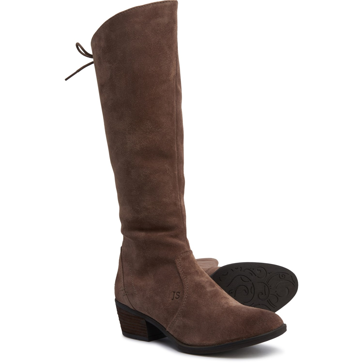 get new detailed pictures exclusive shoes Josef Seibel Daphne 33 Tall Boots - Suede (For Women)