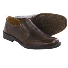 Josef Seibel Douglas Loafers - Leather (For Men) in Espresso - Closeouts