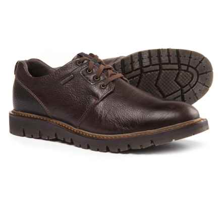 Josef Seibel Elias 11 Oxford Shoes - Waterproof, Leather (For Men) in Mocca Manaus/Gurami - Closeouts