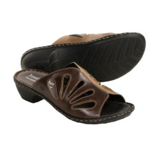 Josef Seibel Enya Sandals (For Women) in Zigarre - Closeouts