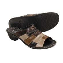 Josef Seibel Eva Sandals (For Women) in Castore - Closeouts