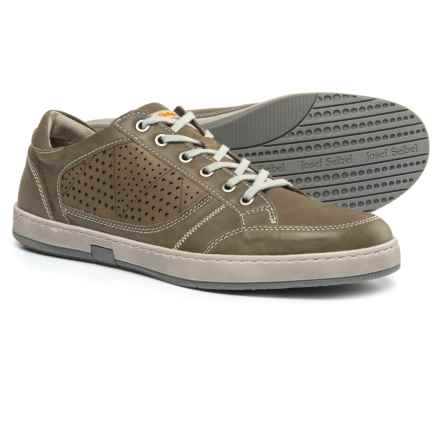 Josef Seibel Gatteo 12 Casual Sneakers (For Men) in Asphalt Oregon - Closeouts
