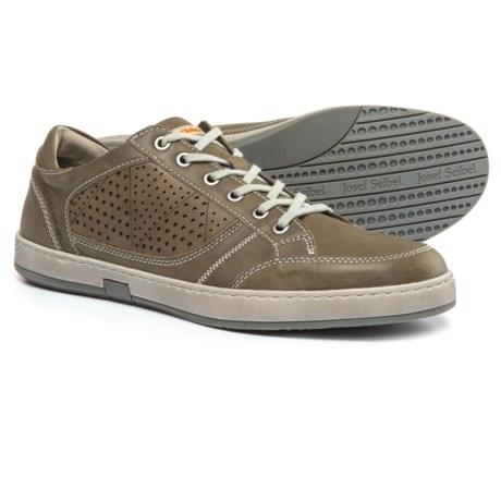 Josef Seibel Gatteo 12 Casual Sneakers (For Men) in Asphalt Oregon