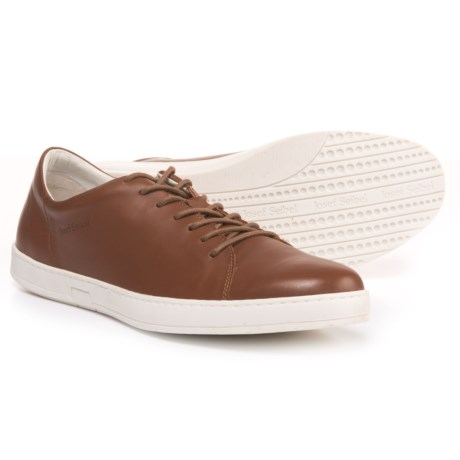 Josef Seibel Gatteo 39 Casual Sneakers - Leather (For Men) in Chestnut/Lucca Castagne