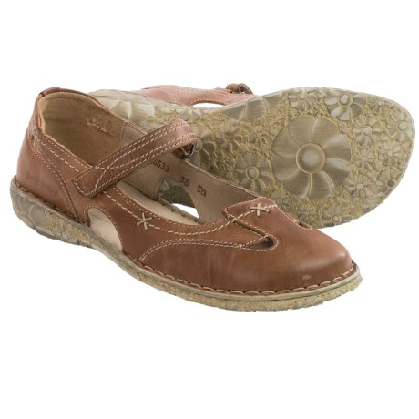 Josef Seibel Ingrid Mary Jane Shoes Leather (For Women)