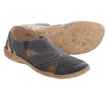 Josef Seibel Inka 11 Shoes - Leather (For Women) in River - Closeouts