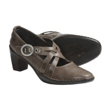 Josef Seibel Kendall Buckle Pumps (For Women) in Taupe - Closeouts