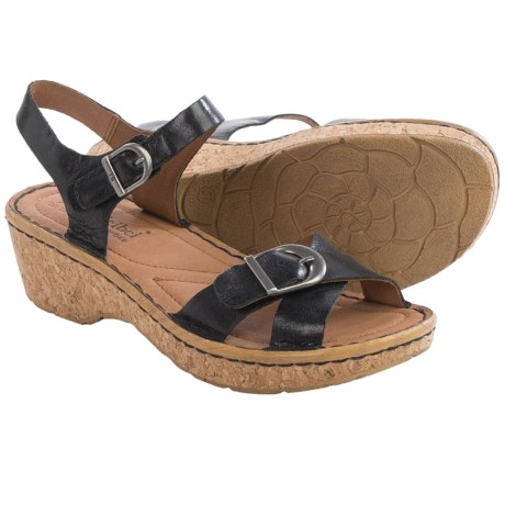 Josef Seibel Kira 09 Platform Sandals Leather (For Women)