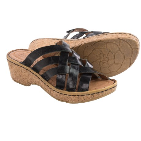 Josef Seibel Kira 11 Wedge Sandals Leather (For Women)