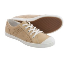 Josef Seibel Lilo 13 Sneakers - Leather (For Women) in Beach - Closeouts