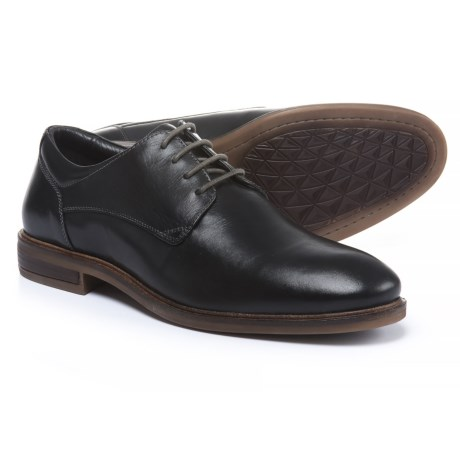 Josef Seibel Made in Germany Myles 07 Oxford Shoes - Leather (For Men) in Black Calf