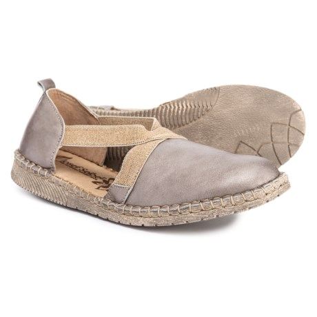 97c08e1df Josef Seibel Made in Germany Sofie 29 Espadrille Shoes (For Women) in  Platin/