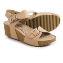 Josef Seibel Meike 09 Leather Sandals (For Women) in Teint - Closeouts