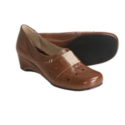 Josef Seibel Mindy Shoes - Leather (For Women) in Cognac