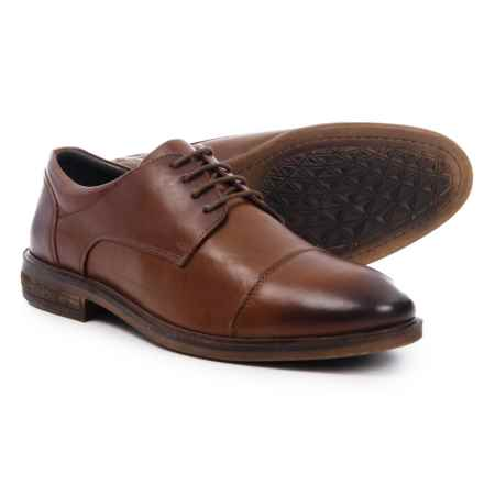Josef Seibel Myles 19 Cap-Toe Oxford Shoes - Leather (For Men) in Brasil - Closeouts