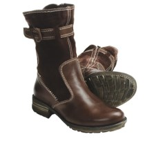 Josef Seibel Peggy Boots - Waterproof (For Women) in Mocha - Closeouts