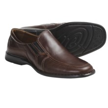 Josef Seibel Seville 06 Shoes - Leather, Slip-Ons (For Men) in Chestnut - Closeouts