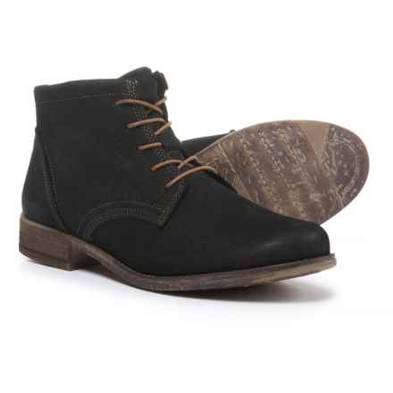 Josef Seibel Sienna 03 Boots - Leather (For Women) in Black Hippo - Closeouts