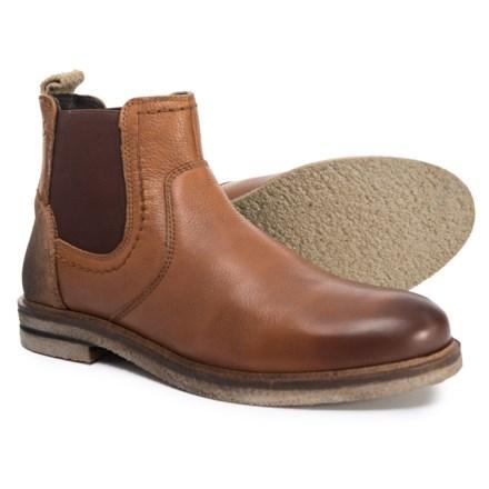 6f4e4e0247ca6 Josef Seibel Stanley 03 Chelsea Boots (For Men) in Cognac