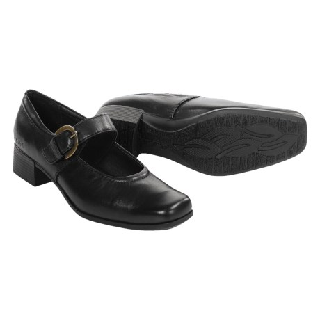 Josef Seibel Tabby Shoes - Mary Janes (For Women) in Black