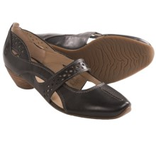 Josef Seibel Tina 307 Mary Jane Shoes (For Women) in Black - Closeouts