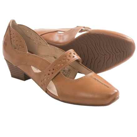 Josef Seibel Tina 307 Mary Jane Shoes (For Women) in Nut - Closeouts