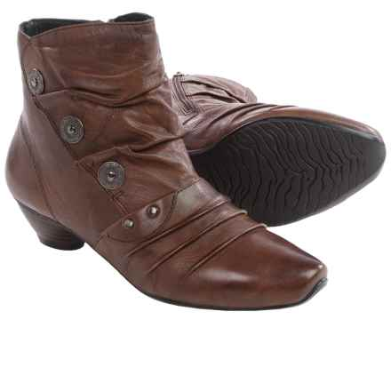 Josef Seibel Tina 42 Ankle Boots - Leather (For Women) in Brown - Closeouts