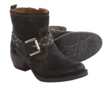 Josef Seibel Toni 09 Ankle Boots - Suede (For Women) in Titan Shiny Suede - Closeouts