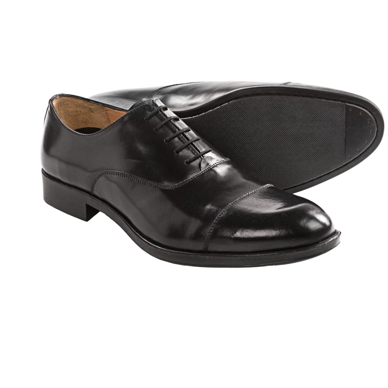 Joseph Abboud Damon Mens Penny Loafer Dress Shoes DAMON-BLKLE - $39