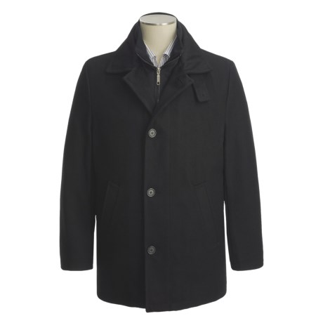 Joseph Abboud Hogan Car Coat - Insulated (For Men)