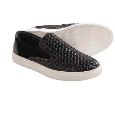 Joseph Abboud Jonah Shoes - Slip-Ons (For Men) in Black - Closeouts