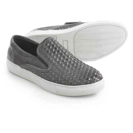 Joseph Abboud Jonah Shoes - Slip-Ons (For Men) in Grey - Closeouts