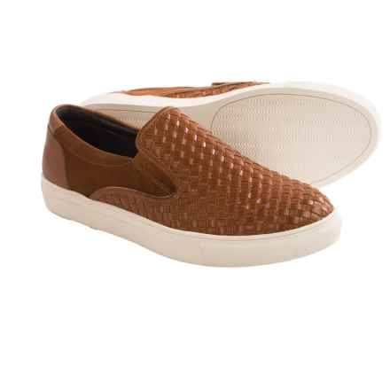 Joseph Abboud Jonah Shoes - Slip-Ons (For Men) in Tan - Closeouts