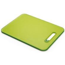 Joseph Joseph Cutting Board with Knife Sharpener - Large in Green - Overstock
