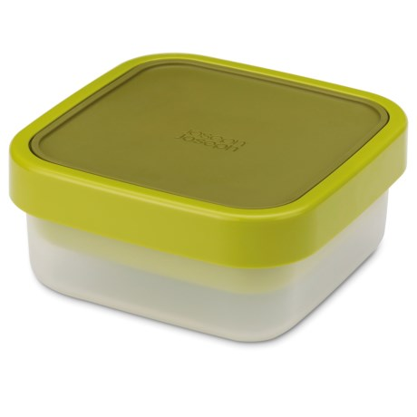 Joseph Joseph GoEat Salad Box - 3-in-1 Compact Container in Green