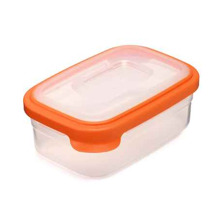 Joseph Joseph Nest Food Storage Container - 18 oz., BPA-Free in Orange - Closeouts